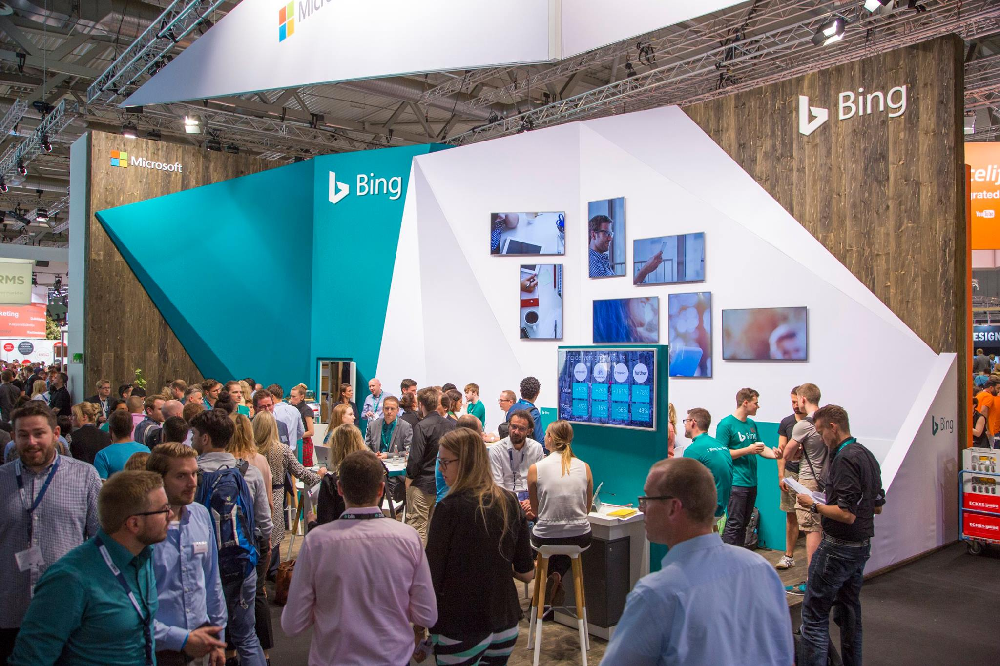 dmexco 2016 - bing